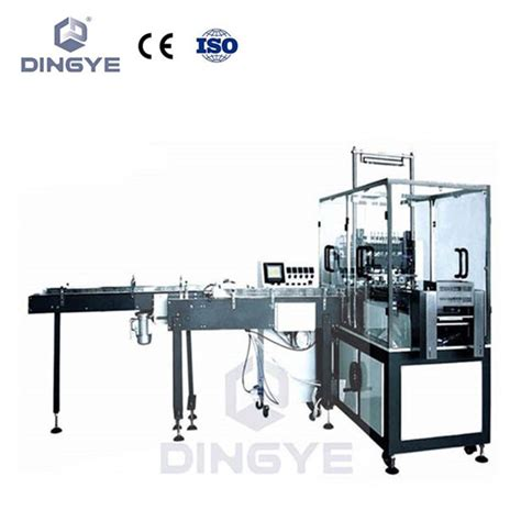 zb automatic tissue packaging machine