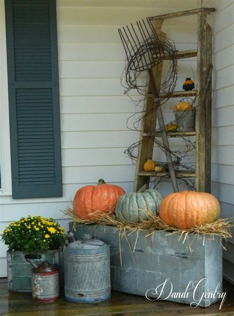harvest porch decorating ideas 17 best images about harvest porch decorating on pinterest fall containers fall front doors