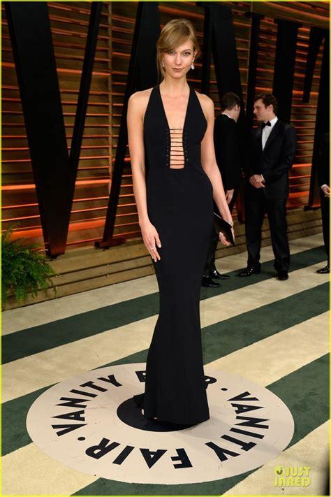 Karlie Kloss Vanity Fair Oscar Party Hollywood