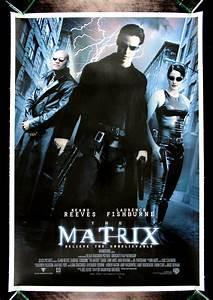 THE MATRIX * CineMasterpieces VERY RARE INTERNATIONAL ...