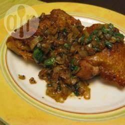 Recette Cuisse De Canard Vin Blanc : recette cuisses de poulet au vin blanc toutes les ~ Dode.kayakingforconservation.com Idées de Décoration