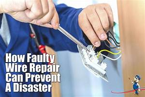 The Importance Of Faulty Wire Repair By Licensed Electricians