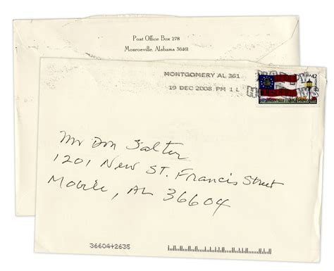 in your letter lot detail autograph letter signed 33639