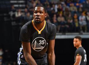Kevin Durant Finally Admits He's 7 Feet Tall