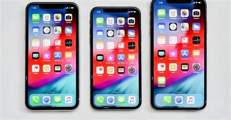 iphone xs xs max xr pick apples