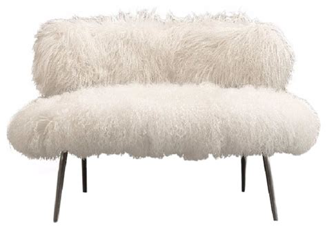 nepal faux fur chair modern armchairs and accent
