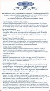 Secondary Program Curricular Framework
