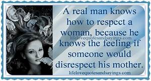 Respect Your Wife Quotes Quotesgram Slidehdco
