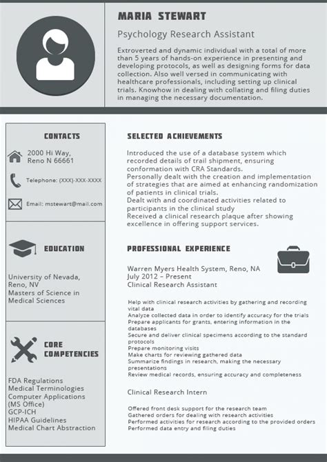 example of best resume examples of resumes best resume example 2017 with regard