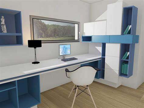 meuble de bureau sur mesure j ai un bureau sur mesure bien étudié