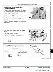 John Deere 4960 Wiring Diagram