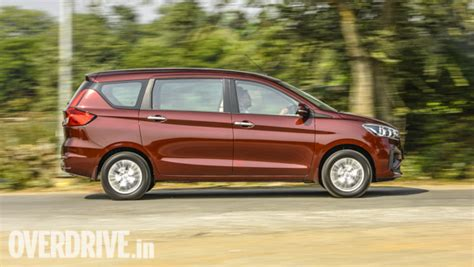 Review Suzuki Ertiga by 2019 Maruti Suzuki Ertiga Drive Review Overdrive