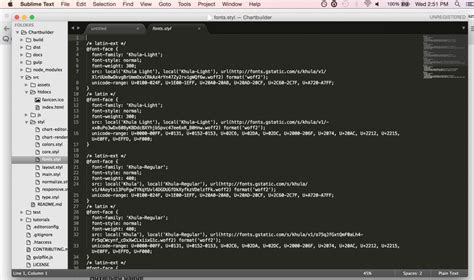 How To Install Babel Or Other Packages In Sublime Text 3