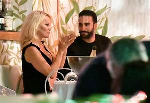 Is Pamela Anderson Dating French Soccer Star Adil Rami