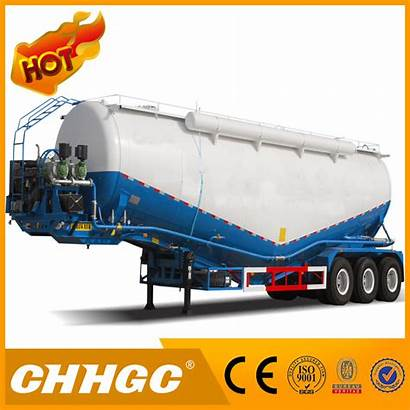 Truck Tanker Semi Trailer China Cement Bulk