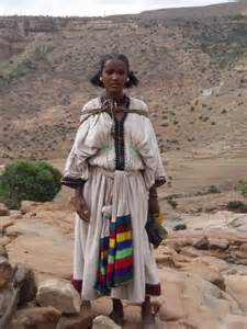Ethiopian Traditional Clothes