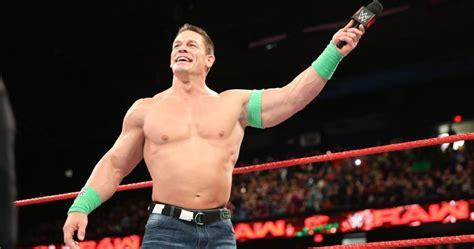 John Cena Tweets Humorous Reaction To News Of His WWE Return