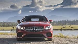 2018 Mercedes Benz E Class Coupe HD Wallpapers