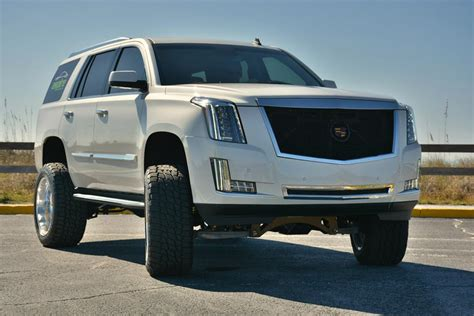 worlds  lifted  cadillac escalade