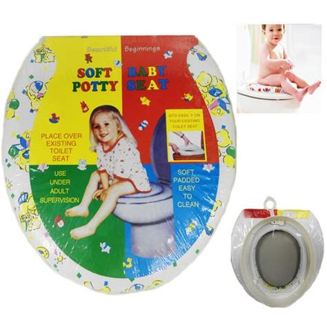 the soft potty seat toddler child potty toilet soft seat uk seller