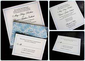 light blue border with lace vellum invitations emdotzee With raised lettering invitations