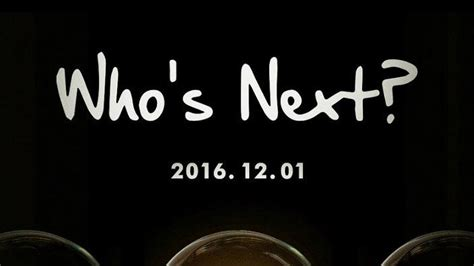 YG Entertainment drop a new 'Who's Next?' teaser image ...