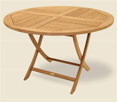 round wooden outdoor table dining table folding side dining tables