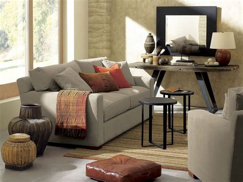 sofa table decor ideas farmhouse redux living room with axis sofa and accent