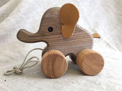 big wooden toy elephantpull  toybirthday giftchristmas giftgifts  kidstoys  kids