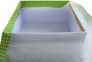 Stoffbox Mit Deckel : anleitung schachteln mit stoff beziehen ~ Frokenaadalensverden.com Haus und Dekorationen