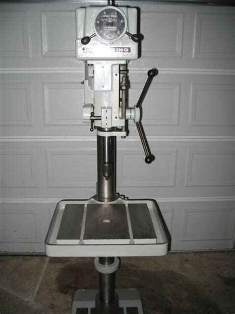 photo index clausing industrial   drill press
