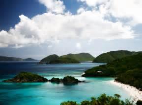 St. John Virgin Islands Trunk Bay Beach