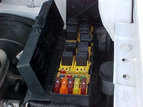 buy ford ranger fuse box bracket ranger forums