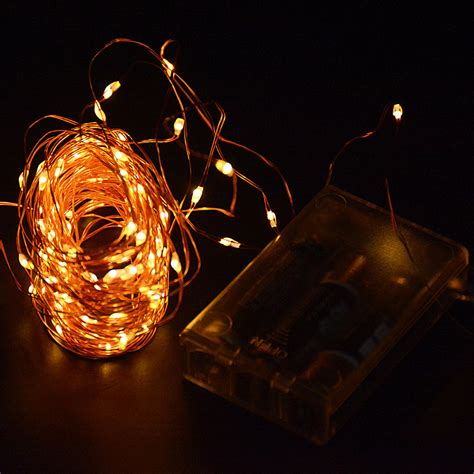 buy wholesale led copper wire string light from