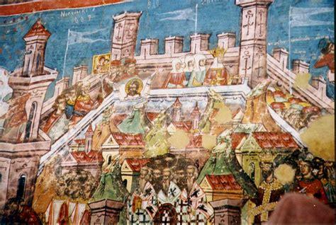 siege constantinople moldovita