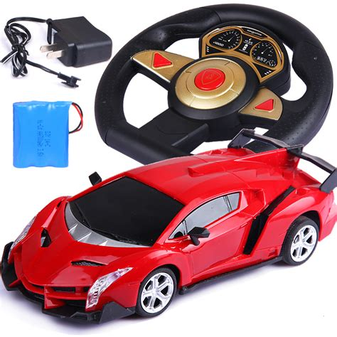 car toys wheels 20 cm steering wheel rc car remote control toys for kids