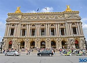 Palais Garnier - Paris Opera - Opera House in Paris