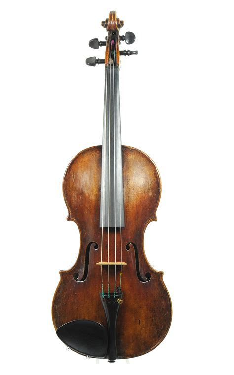 mittenwald master violin early  century certificate