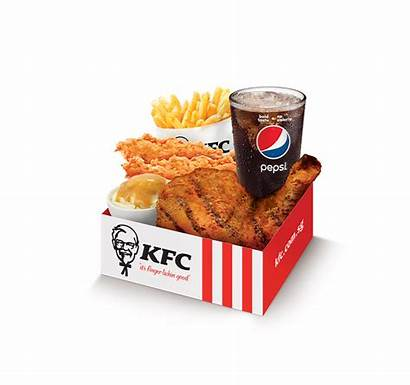 Kfc Chicken Grilled Signature Meal Mothership Sg