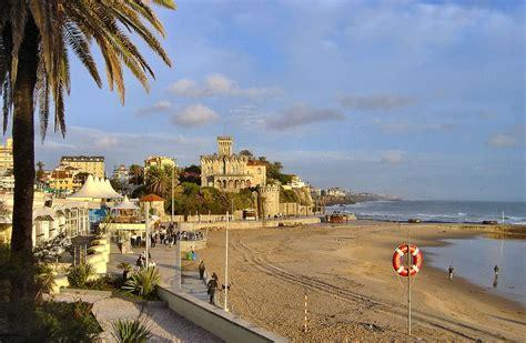 tamariz beach estoril lisbon   beaches