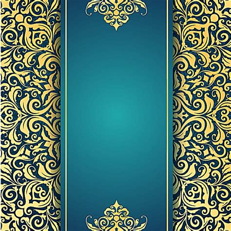 blue gold texture pattern background blue background