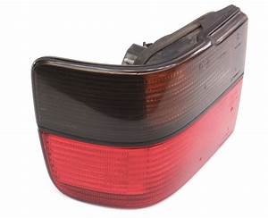 Lh Outer Smoked Taillight 93