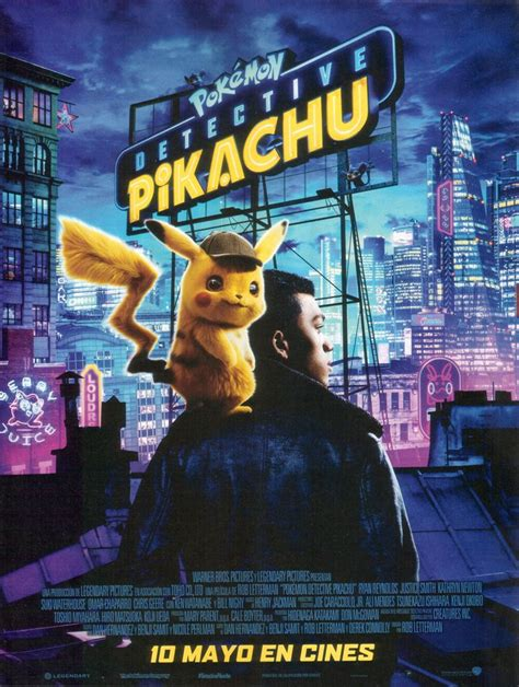 pokemon detective pikachu pelicula  en heraldo ocio