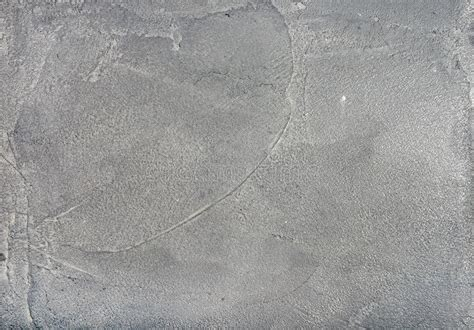 Grey Concrete Texture Grunge Style Natural Surface