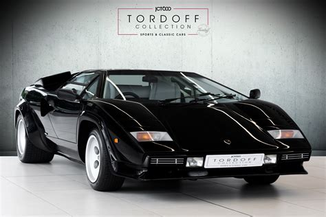 tordoff collection lamborghini countach