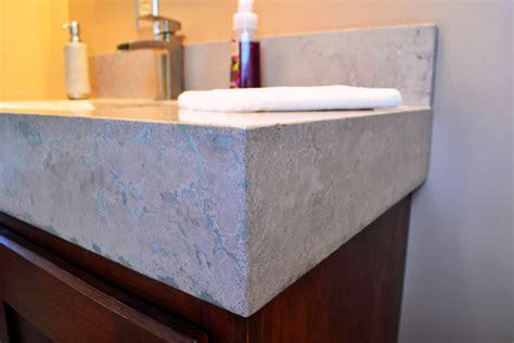 concrete countertops nj concrete bathroom sinks nj