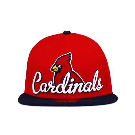 st louis cardinals colors st louis cardinals script punch team colors 59fifty new