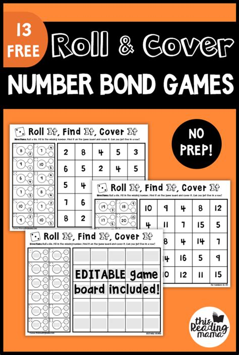 addition  subtraction printables  reading mama