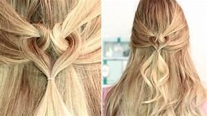 Coiffure Tresse Facile Cheveux Mi Long : coiffure originale facile cheveux mi long ~ Melissatoandfro.com Idées de Décoration