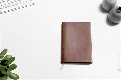 Notebook Endeavor Ingenious Refillable Kickstarter Writing Backers